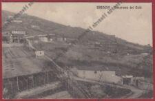 BRESCIA CITTÀ 191 Cartolina viaggiata 1912