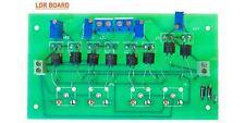 Light Dependant Resistor 3 input Preamp Kit