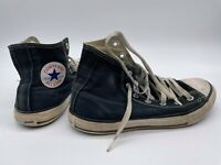 Converse Chuck Taylor All Star Kid's Youth Canvas High Top Shoes  size 3 Used