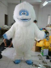 Factory Direct sale Yeti Abominable Snowman Mascot Costume Fancy Dress new