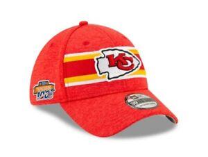 New Era 39THIRTY Kansas City Chiefs NFL Sideline Stretch Fit Hat
