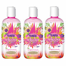 2x California Tan Take it to the Max 120 ml Step 2 + 1 GRATIS dazu