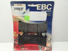 EBC FA190 Organic Brake Pads Triump Super III 885 Yamaha FZR1000 YZF750R