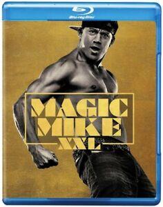 Magic Mike XXL (Blu-ray,2015) Channing Tatum,Brand New Factory Sealed! USA!
