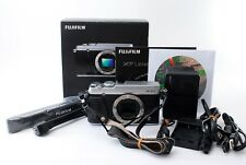 Fujifilm X-E1 16.3MP Digital Camera w/Box From Japan [Exc+++]