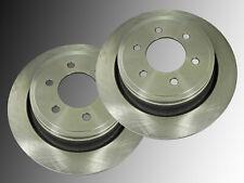2x Brake Discs Front Chevrolet Tahoe 1995-2000 4WD Petrol 6 Hole