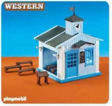 PLAYMOBIL Western schule Kirche 6279 3767