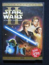 Star Wars: Episode II - Attack of the Clones (Widescreen Edition) [dvd] [2005