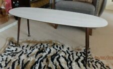 Vintage Mid Century Coffee Table Side Table Lounge Living Room Retro Home