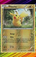 Pikachu Reverse - XY8:Impulsion Turbo - 48/162 - Carte Pokemon Neuve Française
