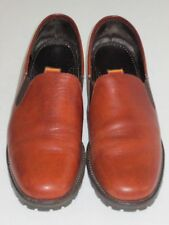 Beautiful Women's Cole Haan Country Brown Leather Loafers Size 10 B