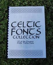 Libro De Celta Tattoo Fuentes De-A1 Collection