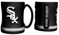 Chicago White Sox Coffee Mug - 15oz Sculpted [NEW] Tea Warm Microwave Cup CDG