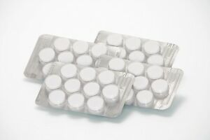 40 Special Cleaning Tabs for Coffee Machine Jura