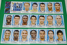 PANINI FOOTBALL FOOT 2007 ESTAC TROYES AUBE COMPLET FRANCE 2006-2007