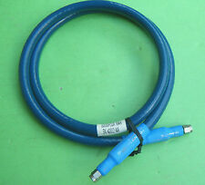 1pcs SUHNER SUCOFLEX 104A SMA Male Test Cable 18GHz 50ohm, Length 1m #EV-2
