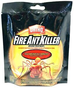 ORTHO  Fire Ant Killer Treatment 5.76 Oz - KILLS MOUND in 15 Minutes! NEW