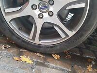 Pièce Porté Michelin Cross Clumate SUV Pneu 235 50 18 101V 6-7MM Pneu 2