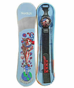 Swatch Scuba 200 Access Special SHB100SLPack PALMER Watch 1997 Collection
