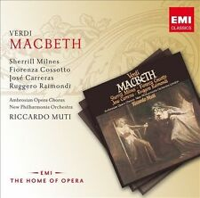 Verdi: Macbeth, New Music