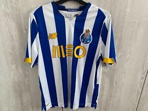 FC Porto New Balance Home Shirt 2020/21 Small Men's Brand New Shirt