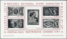 """1962 """"Great Britain"""" Olympics, Boy Scout, Europa Cept, Stampex, Sheet Vf/Mnh!"""