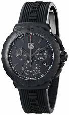 Tag Heuer CAU1114.FT6024 Formula 1 42MM Men's Chronograph Black Rubber Watch