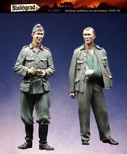 STALINGRAD 1:35, GERMAN SOLDIERS ON EXCURSION 1939-45, S-3007