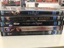 twilight saga Completa dvd Originali