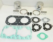 WSM Kawasaki 650 Top End Rebuild Kit PWC 010-810-11 - .25mm SIZE OE 13001-3705