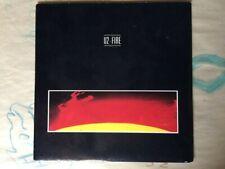 U2 Fire/J. Swallo 45 RPM Single