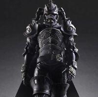 SQUARE ENIX Play Arts KAI Final Fantasy DISSIDIA Gabranth Action Figure Boxed KO