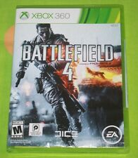 Battlefield 4 (Microsoft Xbox 360) BRAND NEW SEALED in the retail box