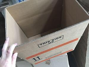 25 Gefahrgutkartons 175 x 155 x 213 mm 6 L bis max. 8 kg Gefahrgut Karton UN1