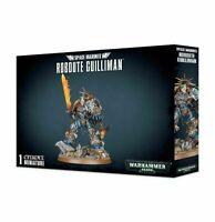Games Workshop Warhammer 40K Space Marine Roboute Guilliman Ultramarine Primarch
