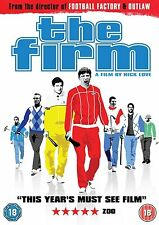 The Firm DVD Paul Anderson Alan Clarke New Football Hooliganism Original UK R2