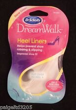 Dr. Scholl's DreamWalk Heel Liners One Pair UPC 40787