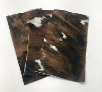 Superior Hair On Skin Cowhide Rug Brindle Size Approx 6x7