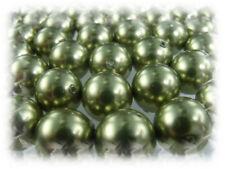 Swarovski Crystal Pearl 8 mm x 12 LIGHT GREEN 5810