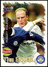 Robert Molenaar Leeds United #10 Futera 1999 Football Trade Card (C346)
