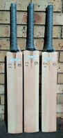 Plain Cleanskin English Willow Cricket Bat LONG BLADE - 2lb 9oz - A9