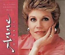 Anne Murray All-Time Greatest Hits (CD, 1992, 3-Disc Set)