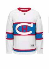 Montreal Canadiens 2016 NHL Winter Classic Premier Reebok Jersey L