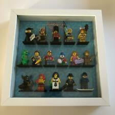 Lego Collectable Minifigures | Series 5 | Complete | Display Case