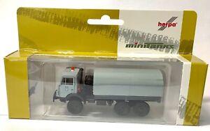 KaMAZ 5320 LKW Pritsche/Plane 1:87 1/87 H0 DDR Herpa 745079