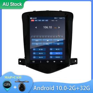"""9.7"""" Tesla style screen For Chevrolet Cruze J300 2008-2012 Car Stereo GPS Navi"""