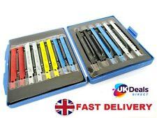 14pc U Fitting Jigsaw Blades Set Metal Plastic Wood Black & Decker TZ PA073 New