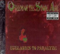 QUEENS OF THE STONE AGE LULLABIES TO PARALYZE DELUXE EDITION CD / DVD DIGIPAK