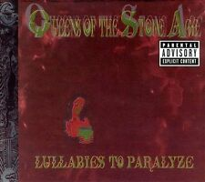 Queens of the Stone Age : Lullabies to Paralyze (W/Dvd) (Dlx) (Dig) (Spkg) CD