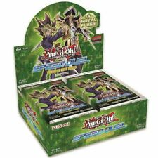 YUGIOH TCG Arena of Lost Souls Speed Duel Booster Box